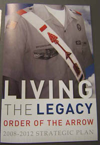 Order of the Arrow 2008-2012 Strategic Plan