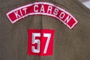 Boy Scout Kit Carson community strip