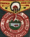 Lodge 126 Cahokia flap circa 1956